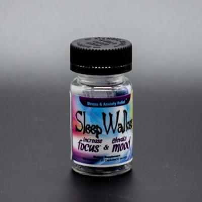 Sleep Walker: Increase Focus & Elevate Mood