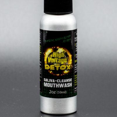 High Voltage Detox: Saliva Cleansing Mouthwash